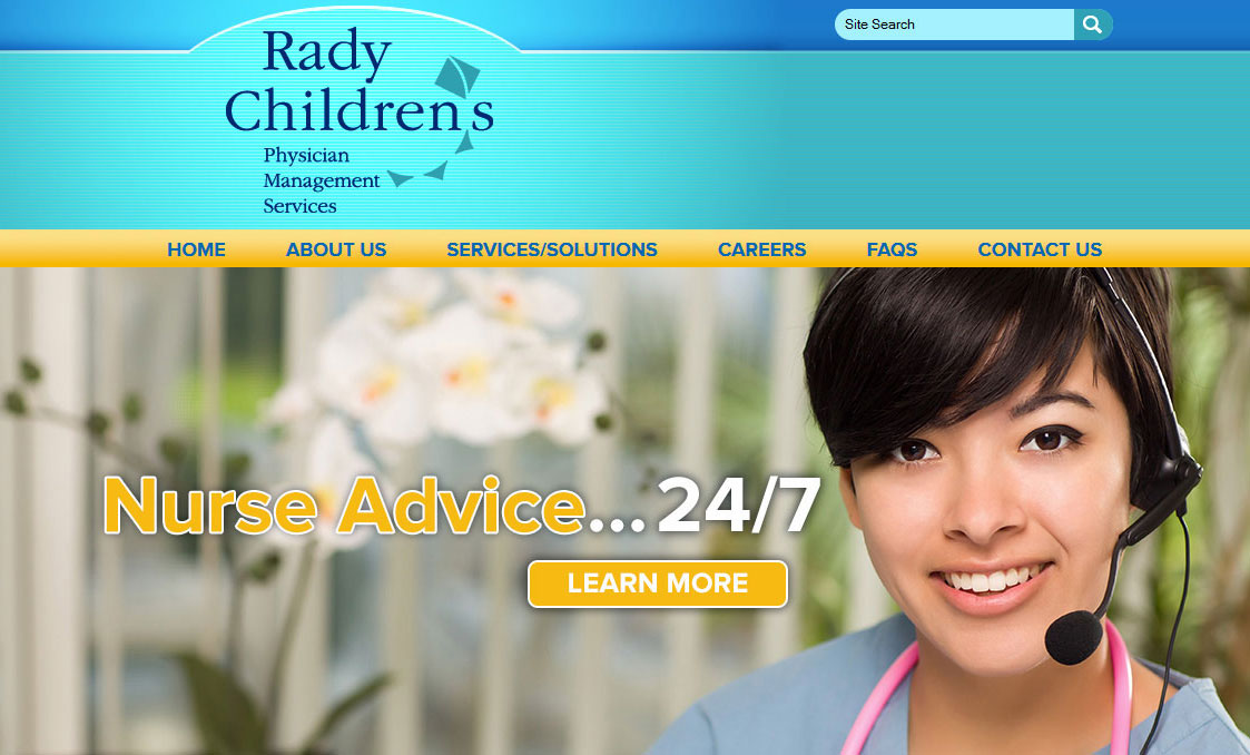 Rady Children's Physician Management Services